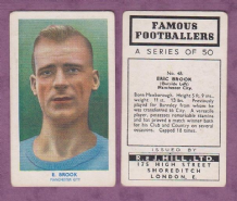 Manchester City Eric Brook England 48